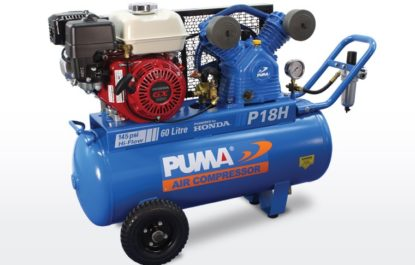 honda-petrol-puma-air-compressor-left